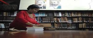 Bibliotecaria cubana