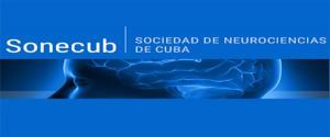 Cartel alegórico a la Sociedad de Neurociencias de Cuba (Sonecub)