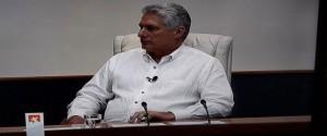 Miguel Díaz-Canel Bermúdez, presidente de los Consejos de Estado y de Ministros