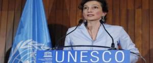 Audrey Azoulay, directora general de la Organización de Naciones Unidas para la Educación, la Ciencia y la Cultura (Unesco)