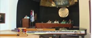 Universidad de La Habana ratifica compromiso con Cuba