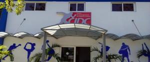 Centro de Investigaciones del Deporte Cubano. (Foto: Dimelsa Martín Soria)
