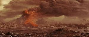 Volcanes activos en Venus