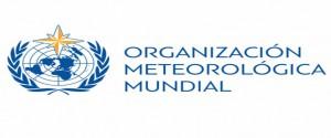 Logo de la  Organización Meteorológica Mundial (OMM)