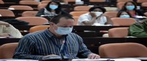 El ministro de Salud Pública, José Angel Portal Miranda, valoró la situación epidemiológica del país. Foto: Estudios Revolución