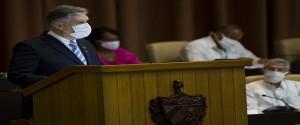 Alejandro Gil Fernández, vice primer ministro y titular de Economía y Planificación. Foto: Irene Pérez/ Cubadebate.