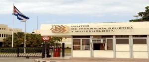 Centro de Ingeniería Genética y Biotecnología (CIGB) de Cuba. Foto: Dunia Álvarez Palacios/ Granma.
