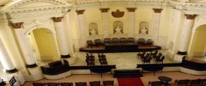 Paraninfo de la Academia de Ciencias de Cuba