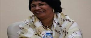 Dra. Miriam Nicado, rectora de la Universidad de La Habana (UH)