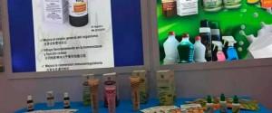 Productos cubanos obtenidos por el grupo Labiofam