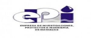 Logo de la Empresas  de Investigaciones, Proyectos e Ingeniería de Matanzas (EIPI)