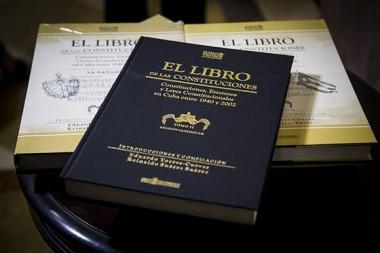 El libro de las constituciones