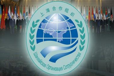 Cartel alegórico al foro internacional sobre cooperación médica