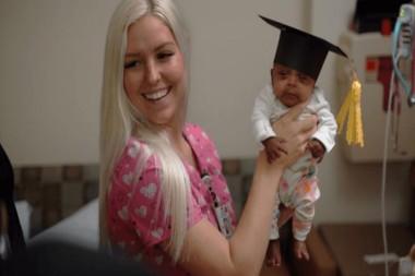 Saybie,  la bebé más pequeña del mundo