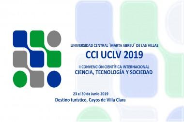 Logo de la segunda edición de su Conveción Científica Internacional (CCI)