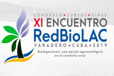 XI Encuentro de la Red de Biodigestores para Latinoamérica y el Caribe