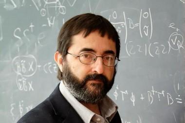 Fernando Quevedo Rodríguez,  director del Centro Internacional Abdus Salam de Física Teórica
