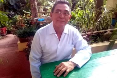 Leobaldo Jiménez Prieto, médico cienfueguero del Hospital Gustavo Aldereguía Lima