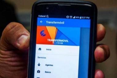 Disponible ya para descargar la actualización de la aplicación Transfermóvil