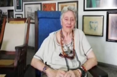 Natalia Bolívar, etnóloga, antropóloga y escritora cubana