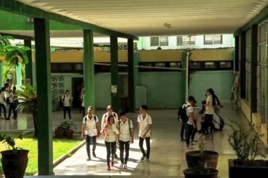 Esta casa de altos estudios fue inagurada por Fidel el 27 de julio de 1986