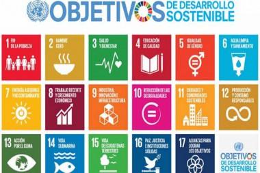 Objetivos de Desarrollo Sostenible de la Agenda 2030