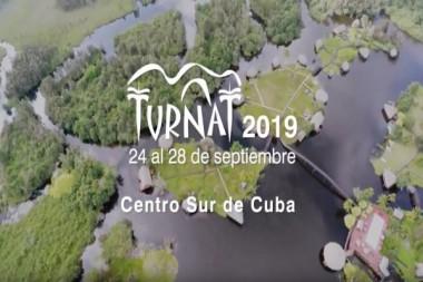 Cartel alegórico a  XII Evento Internacional de Turismo de Naturaleza (Turnat 2019)