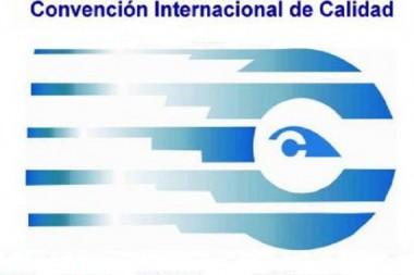 Logo de la Convención Internacional de Calidad Habana 2019