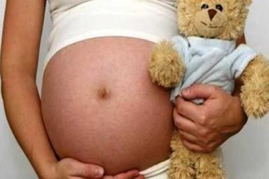 Adolescente embarazada