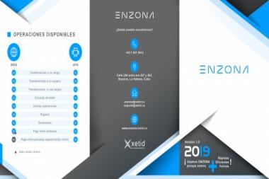 EnZona, la aplicación que pretende reunir todo el comercio electrónico en un solo lugar
