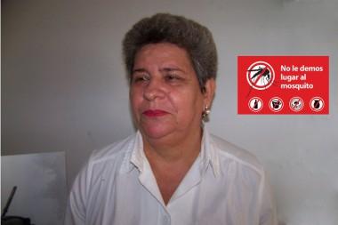 Dra. Inosbel Espinaco Pérez