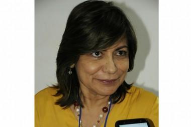 María Isabel Valdés, miembro de la Junta de Gobierno de la Asociación Centroamericana y del Caribe de Gastroenterología