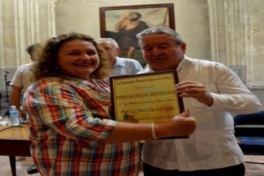 Confieren Premios Nacionales de Meteorología