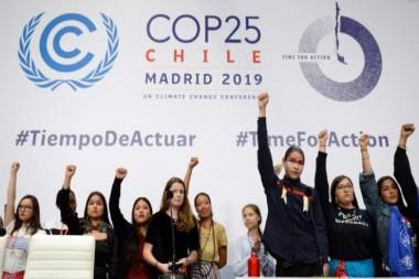 Cumbres sobre Cambio Climático finalizó en Madrid