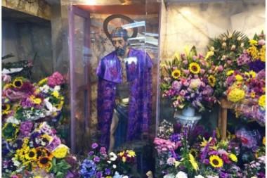 San Lázaro o Babalú Ayé