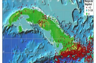 Continúan en Cuba sismicidad baja y vigilancia alta