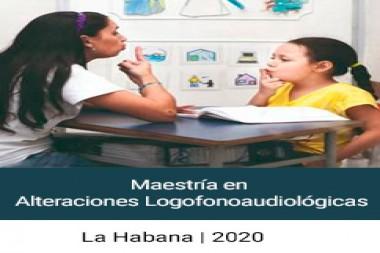 Convocatoria a la Maestría en Alteraciones Logofonoaudiológicas