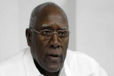 Salvador Valdés Mesa, vicepresidente de Cuba