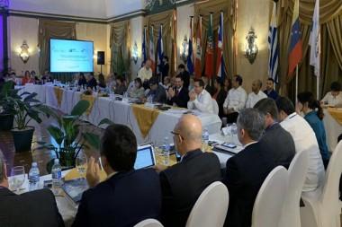 Reunión de Ministros y altas autoridades de Educación Superior de Iberoamérica