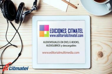 Cartel alegórico a Ediciones Citmatel