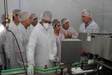 Llama presidente Díaz-Canel a ser más efectivos en el quehacer científico cubano