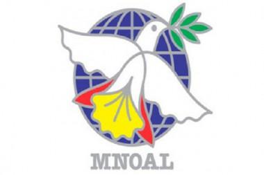 Cartel alegórico al  MNOAL