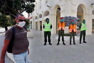 Autoridades refuerzan controles sanitarios en La Habana. Foto/P. Latina