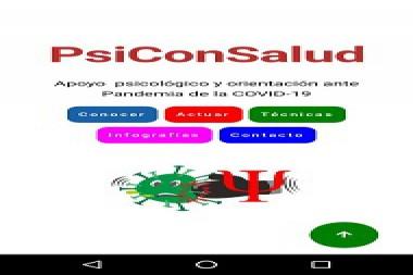 Aplicación PsiConSalud