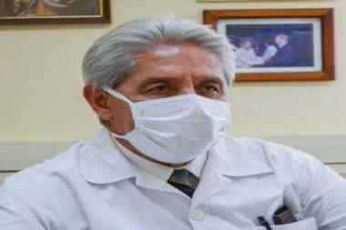 Francisco Durán, director nacional de higiene y epidemiología del Minsap. Foto: Tomada de Internet
