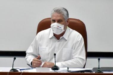 Miguel Díaz–Canel Bermúdez