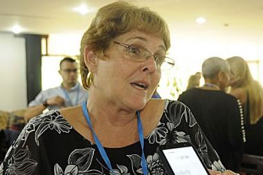 doctora Mirta Álvarez Castellón, Especialista de I Grado en Medicina General Integral y II Grado en Alergología y presidenta de la Sociedad Cubana de Alergia y Asma. Foto: PL.