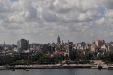 Eusebio Leal: «La Habana es una ciudad verdaderamente maravillosa y única». Foto: Juvenal Balán