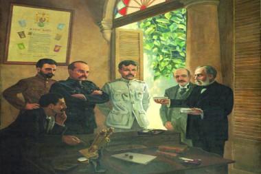 Obra El triunfo de Finlay, de Esteban Valderrama (1944)