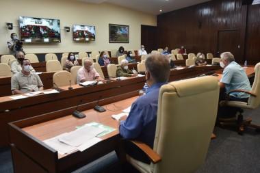 Cuba trabaja con rigor y constancia en el combate de la Covid-19